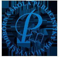 Logo - Vyšší odborné školy publicistiky